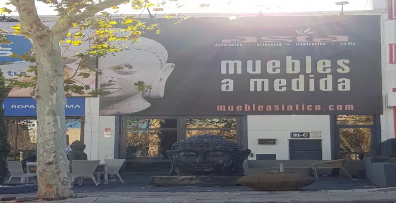 Muebles Asia