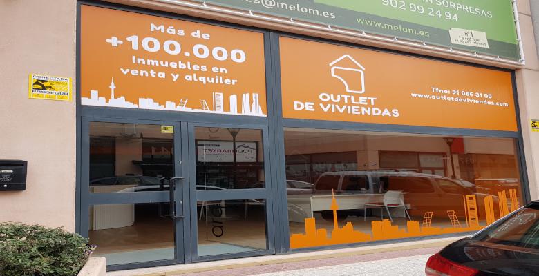 Outlet de viviendas en Las Rozas