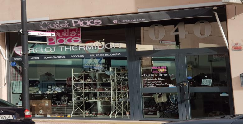 Boutique Outlet de moda y relojes