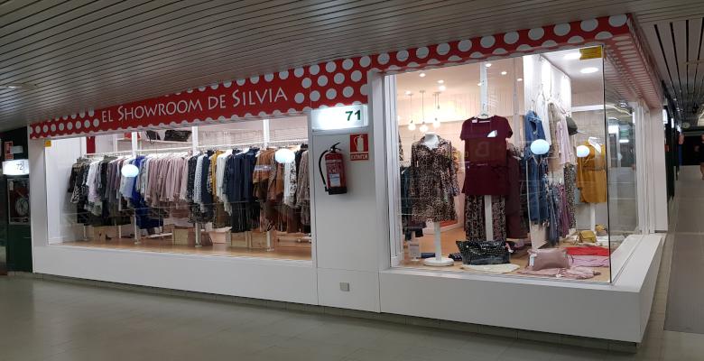 Silvia Showroom