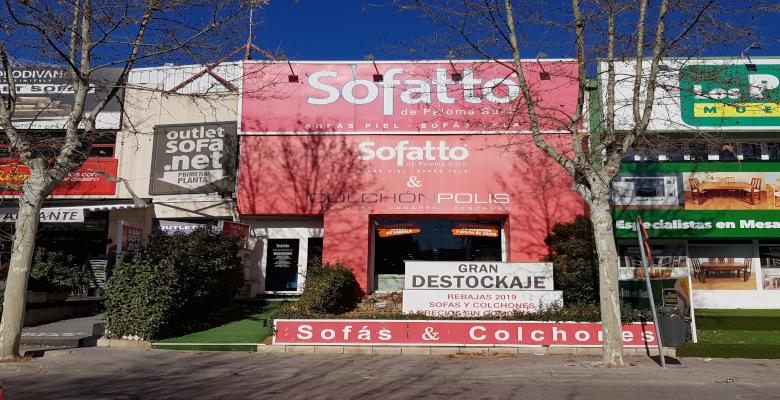 Sofás y sillones en Soffato